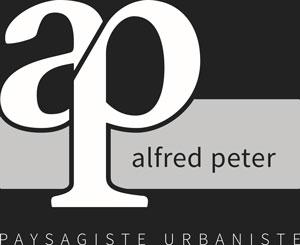 Logo Alfred Peter Paysagiste Urbaniste
