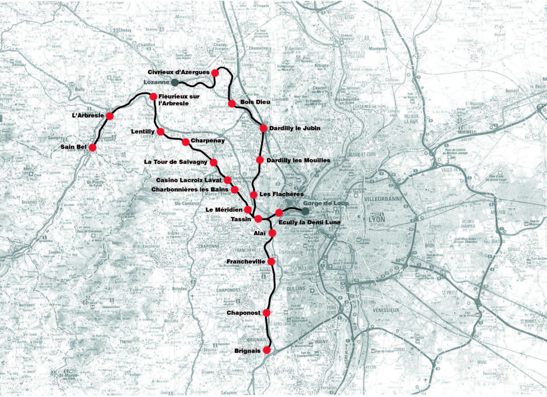 2-C-03 - Ouest Lyonnais - Gares du tram-train